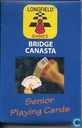 Bridge Canasta Senior Playing Cards