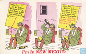 I'm In New Mexico