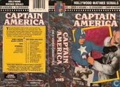 DVD / Video / Blu-ray - VHS video tape - Captain America