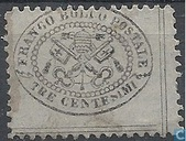 Most valuable item - Papal coat of arms