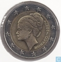 "Monnaies - Monaco - Monaco 2 euro 2007 ""25th anniversary of the death of Princess Grace Patricia Kelly"""