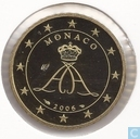 Munten - Monaco - Monaco 50 cent 2006 (PROOF)