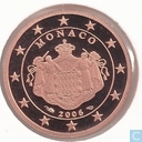 Munten - Monaco - Monaco 2 cent 2006 (PROOF)