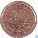 Coins - Germany - Germany 1 cent 2008 (F)