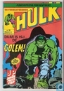 Comic Books - Hulk - Daar is hij ... de Golem!