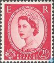 Queen Elizabeth II (Wilding)