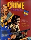 Crime Comics - The Illustrated History