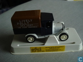 Ford Truck 'Lively Polly Dry Soap'