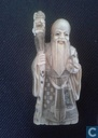 Antique ivory netsuke