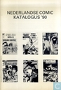 Comic Books - Avengers, The [Marvel] - Nederlandse comic katalogus '90