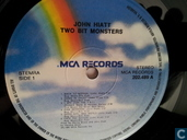 Schallplatten und CD's - Hiatt, John - Two bit monsters