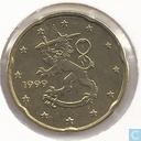 Finland 20 cent 1999