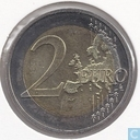 "Monnaies - Allemagne - Allemagne 2 euro 2009 (J) ""10th Anniversary of the European Monetary Union"""