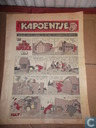 Comic Books - Kapoentje, 't (magazine) (Dutch) - 1955 nummer  18