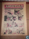 Comic Books - Kapoentje, 't (magazine) (Dutch) - 1955 nummer  19