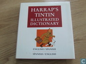 Harrap's Tintin Illustrated Dictionary - English/Spanish Spanish/English