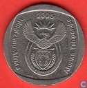 South Africa 2 rand 2005