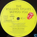 Vinyl records and CDs - Rolling Stones, The - Tattoo you