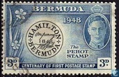 100 Year stamps of Bermuda