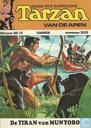 Comic Books - Tarzan of the Apes - De tiran van Munyoro