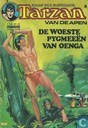 Comic Books - Tarzan of the Apes - De woeste pygmeeën van Oenga