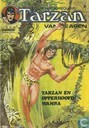Comic Books - Tarzan of the Apes - Tarzan en opperhoofd Wamba