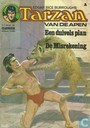 Comic Books - Tarzan of the Apes - Een duivels plan + De misrekening