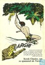 Strips - Tarzan - 'n Film vol haat + Vlucht in de jungle !