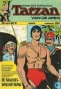 Comic Books - Tarzan of the Apes - De machtswellusteling
