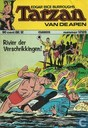 Comic Books - Tarzan of the Apes - Rivier der Verschrikkingen!
