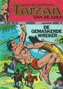 Comic Books - Tarzan of the Apes - De gemaskerde wreker