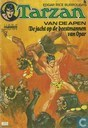 Comic Books - Tarzan of the Apes - De jacht op de beestmannen van Opar