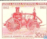Centenary of the Santiago Fire Department