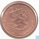 Finland 5 cent 2000