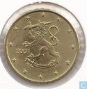 Finland 10 cent 2001