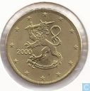 Finland 10 cent 2000