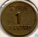 Syrie 1 piastre 1941
