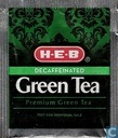 Decaffeinated Green Tea