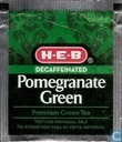 Decaffeinated Pomegranate Green