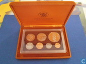 Cookislands coffret 1975 (PROOF)