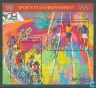 Timbres-poste - Nations unies - Genève - Sports
