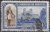 General José Ballivian and Cathedral