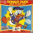 Donald Duck geht in die Luft