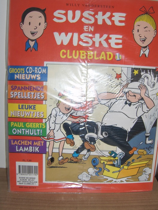 Suske en Wiske 240 t/m 265 - 26 albums  - Softcover - First edition - (1994/2000)