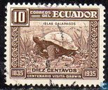 Centenary of Darwin's Visit to the Galapagos Islands.