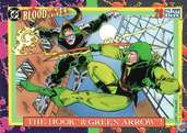 The Hook & Green Arrow!