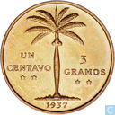 Dominican Republic 1 centavo 1937