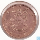Coins - Finland - Finland 1 cent 2005