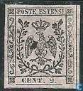Modena - newspapers stamp