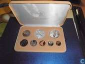 Cook Islands mint set 1976( PROOF)